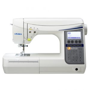 Juki HZL-DX5 sewing machine