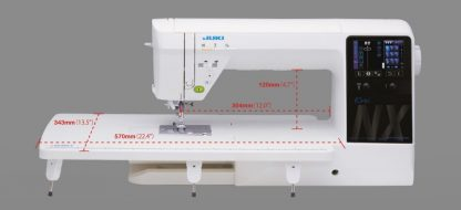 hzl-nx7 sewing machine juki uk